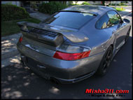 g22 full decklid on seal gray